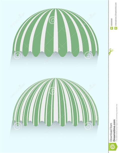 round awnings round awnings royalty free stock images image 33008999