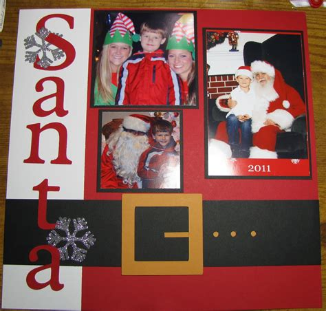 scrapbook layout ideas for christmas stacy s stin spot january stin meeting christmas