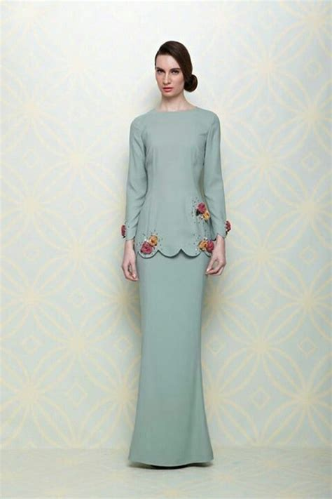 Baju Peplum Salem 17 best images about baju kurung on mint green maxi cardigan and sweaters