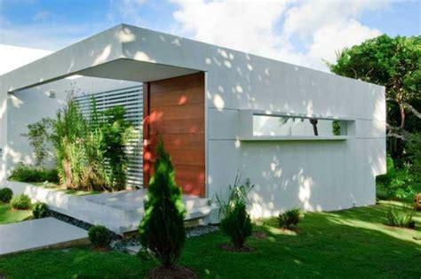 imagenes de casas minimalistas en australia dise 241 o de fachadas de casas minimalistas peque 241 as y