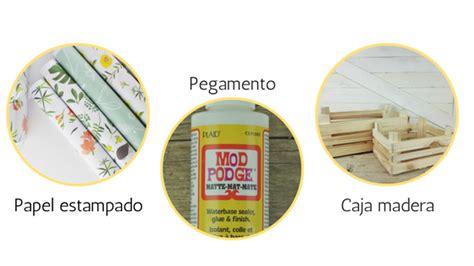 como decorar una caja de madera con servilletas c 243 mo decorar cajas de madera con papel decoupage