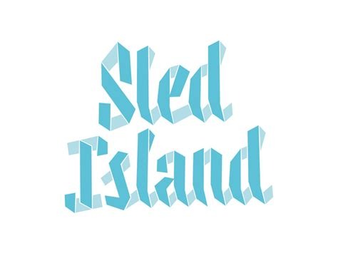 graphic design assistant sled island