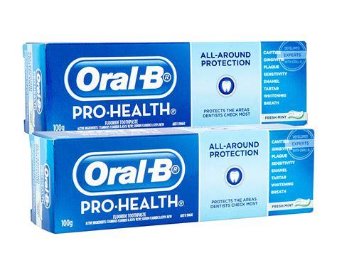 B Pro Health Toothpaste Freshmint 145gr 12 x b pro health toothpaste fresh mint 100g ebay