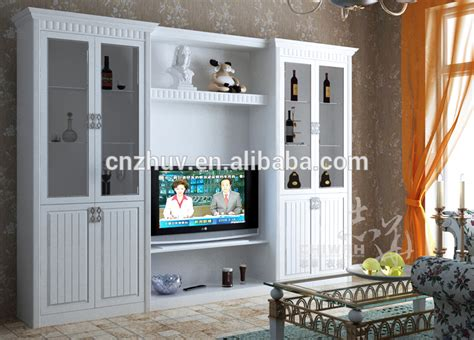 wooden corner tv cabinet modern wooden corner tv cabinet with showcase buy wooden