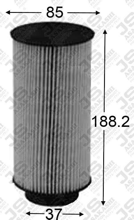 Hengst Fuel Filter 1873018 98h07kpd73 1873018 scani 1873018 fuel filter for scani