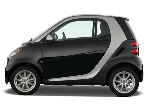 Two Door Smart Car by Image 2009 Smart Fortwo 2 Door Coupe Side