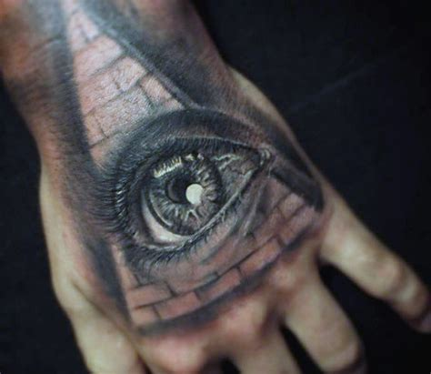 eye tattoos for men 60 tattoos for ancient design ideas