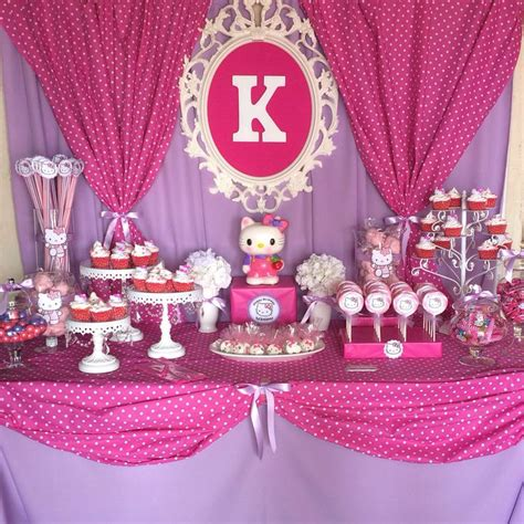Best 20  Hello kitty birthday theme ideas on Pinterest   Hello kitty theme party, Hello kitty