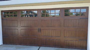 Clopay Gallery Carriage Garage Door In Roseville Ca 916 Garage Doors Roseville Ca