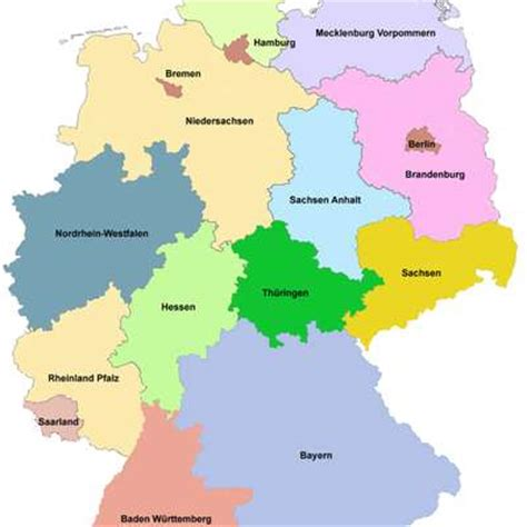 german states and capitals map german states and capitals memrise