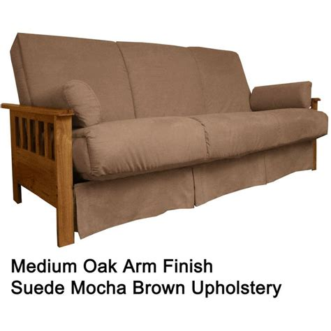 mission style sofa bed provo perfect sit sleep mission style pillow top full
