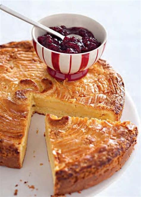 recette cuisine basque recette g 226 teau basque facile