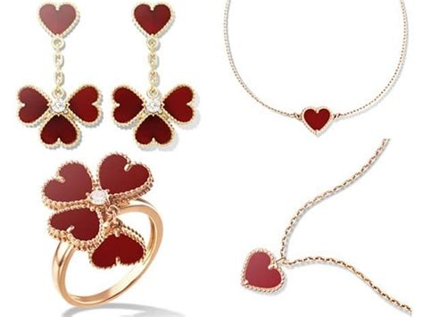 cleef arpels unveils shaped jewelry collection