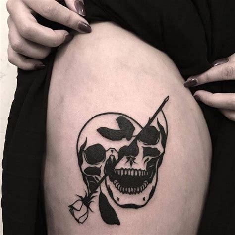 black work tattoo best 25 black work ideas on luck