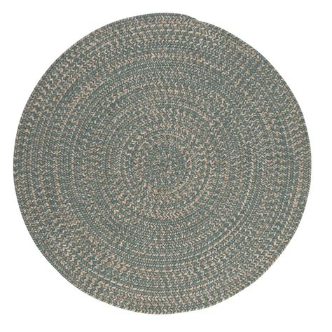 home decorators collection cicero teal 8 ft x 8 ft