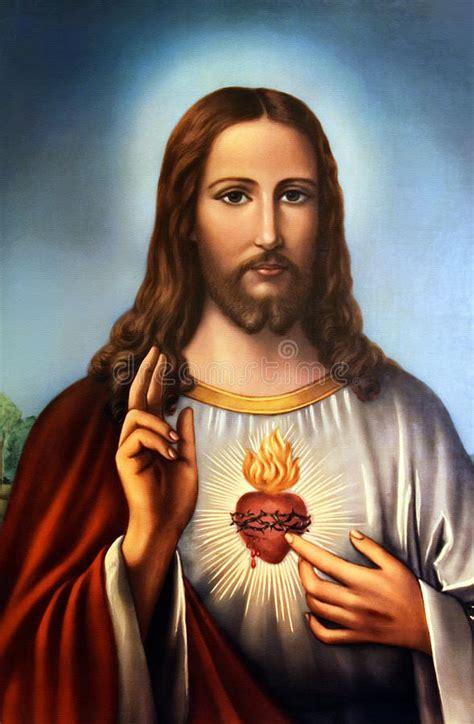 imagenes jpg de jesus jesucristo imagen de archivo imagen de aureole