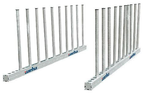 Pin Rack by Weha Slab Rack Quot Rr Quot 3m 20 Posts Combined Masonry Supplies