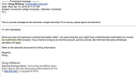 Acceptance Letter From Lehigh attention email sle choice image cv letter