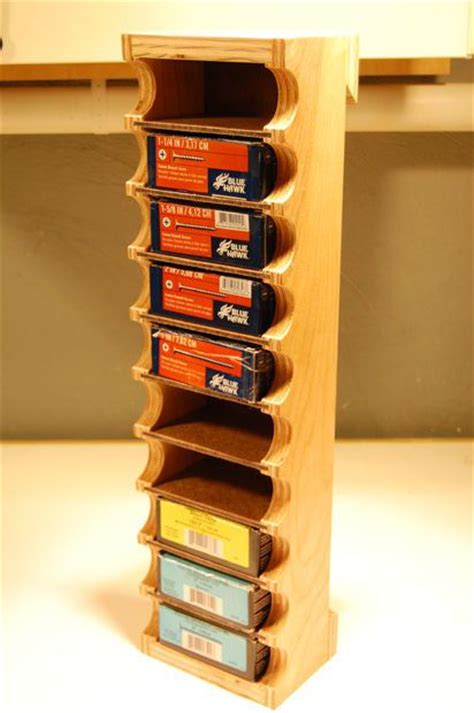 lb boxed screw storage rack pictures   ojays