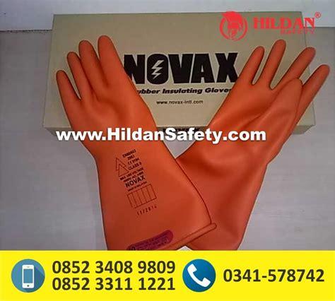 Sarung Tangan Listrik Krisbow harga electrical gloves novax sarung tangan listrik jualsepatusafety