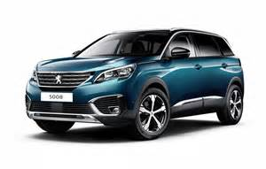 Peugeot 5008 Suv Peugeot 5008 Suv Officially Unveiled