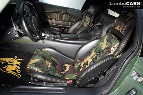 lamborghini custom interior the gallery for gt green lamborghini murcielago interior