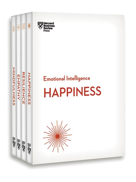 hbr guides to emotional intelligence at work collection 5 books hbr guide series books emotional intelligence hbr