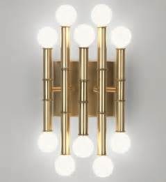 Robert Abbey Chandeliers Brass Is Back 12 Brass Decor Pieces To Love In 2013