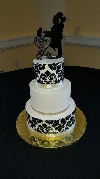 Longorias 40000 Wedding Cake by Some Crust Bakery Claremont Ca Wedding Cake