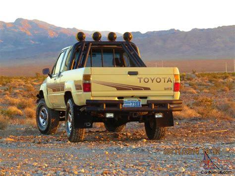 Vintage Toyota 4x4 Toyota Other 4x4 Sr5 22re No Rust School Classic