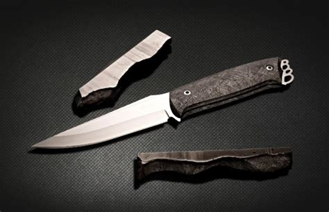 carbide knife sandrin makes the world s tungsten carbide knives