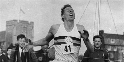 roger banister roger bannister s four minute mile 60 years on video