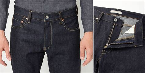 Uniqlo Selvedge Affordable Selvedge Jean From Uniqlo Cool Material