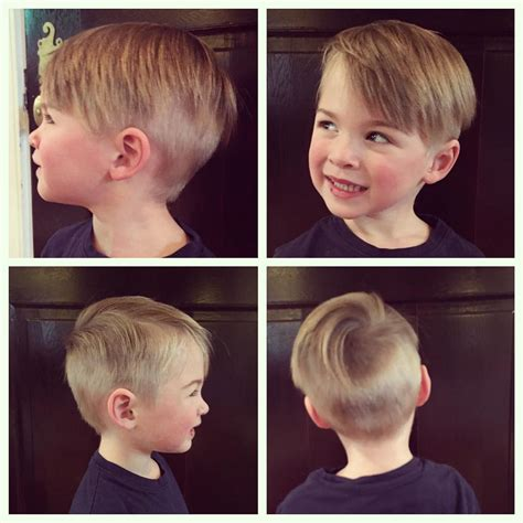 little boy haircut little boy haircuts thin hair hairstylegalleries com