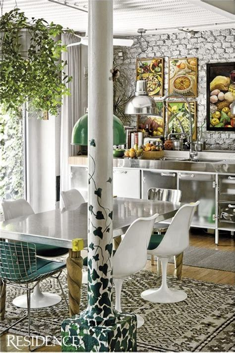 43 bohemian eclectic interior decorating 25 awesome bohemian living 49 colorful boho chic kitchen designs digsdigs