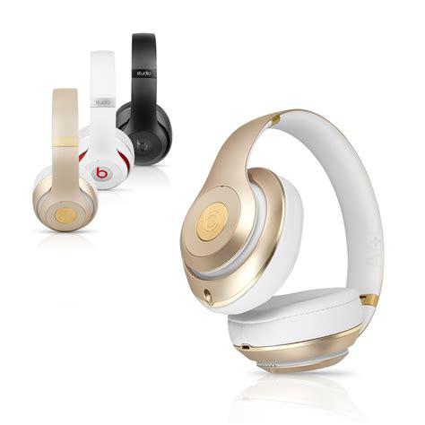 Beats By Dr Dre Studio Headphones Black Terbaru Dan Murah beats by dr dre studio 2 wireless headphones refurbished a4c