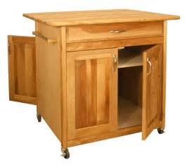 wheeled kitchen island buy hardwood of the kitchen island w 2 cabinet cart