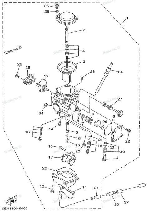 yamaha parts diagram yamaha kodiak 450 parts diagram automotive parts diagram