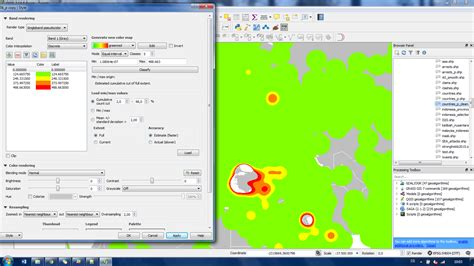 qgis tutorial heatmap qgis heatmap classification and symbology geographic