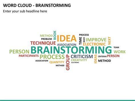 word cloud in powerpoint word cloud powerpoint sketchbubble