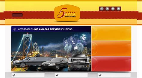 Limousine Rentals In My Area by San Francisco Limousine Car Service San Francisco