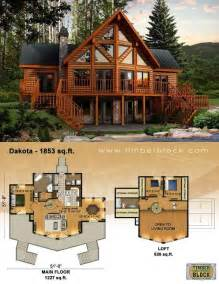 log home home inspiration sources