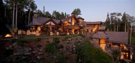 Cabins In Telluride by 23 Million Telluride Colorado Home Offered As Rental