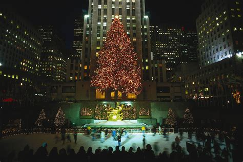2017 rockefeller tree lighting inspirational