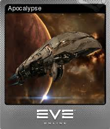 Eve Online Gift Card - eve online apocalypse steam trading cards wiki