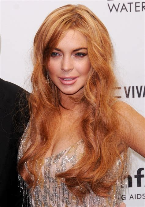 Lindsay Lohan Is by Lindsay Lohan Picture 542 The Amfar Gala 2013
