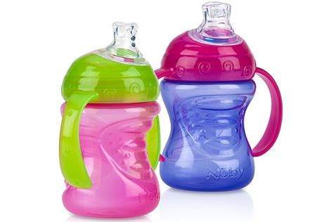 Nuby Handle 210mlnuby Baby Spout Handle Best Buy 21 best sippy cups that help your toddler learn to drink