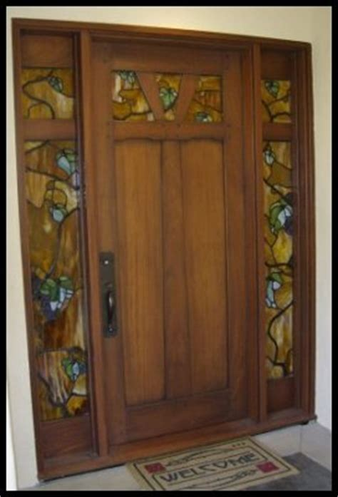 Arts And Crafts Style Interior Doors by Of Oak Workshop Arts Crafts Style Doors Furnishings And Interior Woodwork