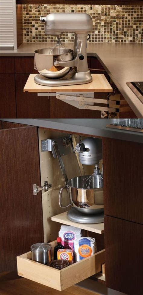 Appliance Storage Cabinet Best 25 Baking Station Ideas On Pinterest Baking Organization Kitchen Cabinet Organization