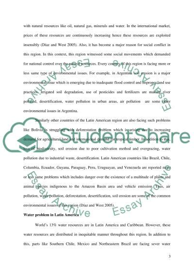 Environmental Issues Essay Exles by Environmental Problems In America Essay Exle Topics And Well Written Essays 750 Words
